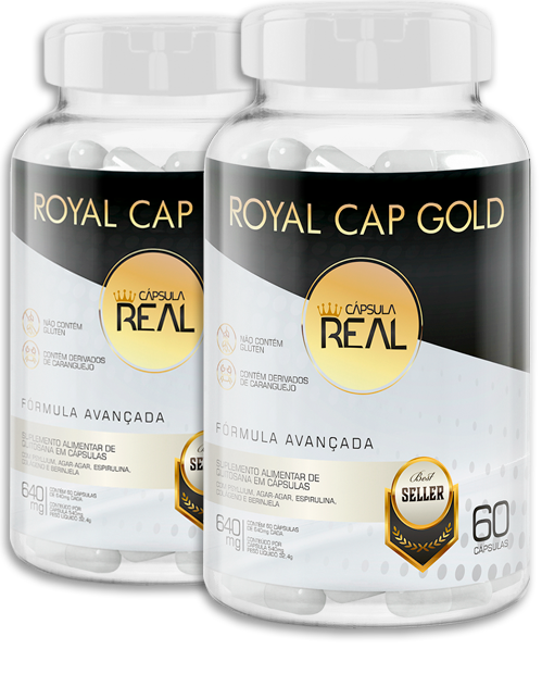 royal cap gold