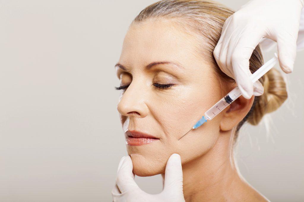 aplicando botox